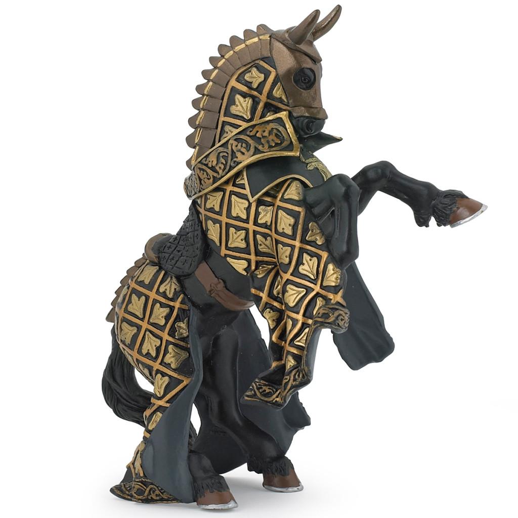 Papo Knight Bull Horse
