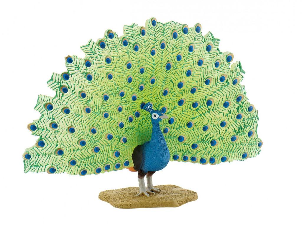 Peacock Bullyland