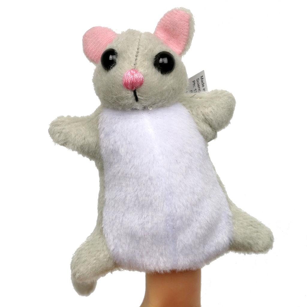 Possum Finger Puppet