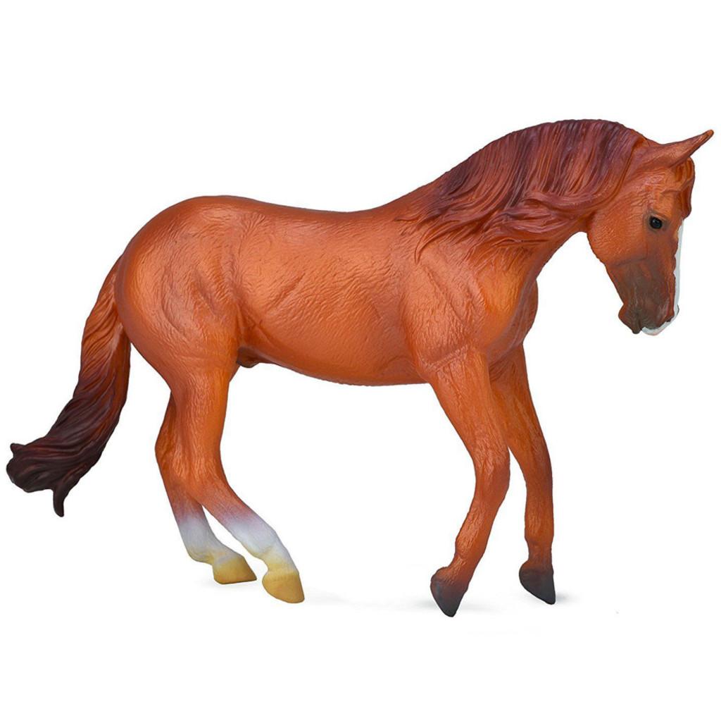 Australian Stock Horse Stallion Chestnut CollectA