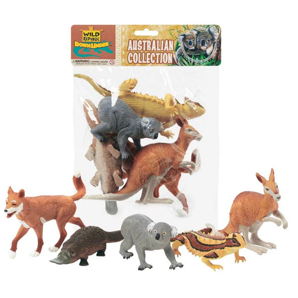 Australian Animals Polybag