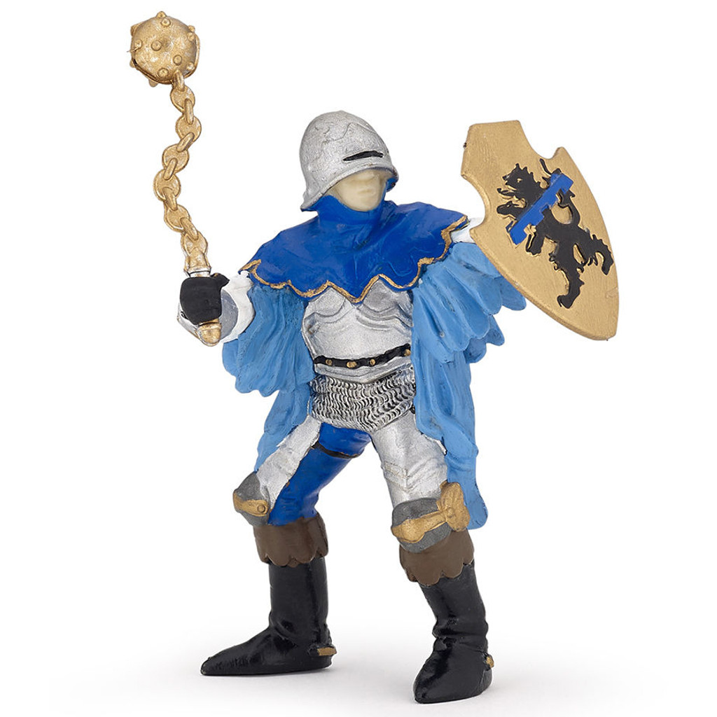 Papo Officer with Mace Blue