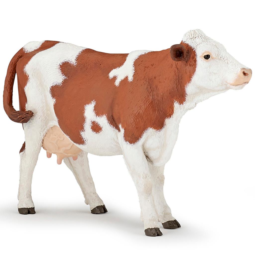 Papo Montbeliarde Cow