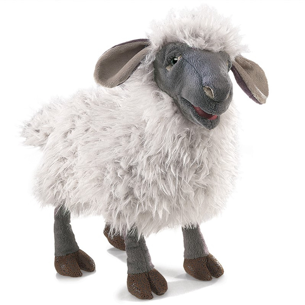 Bleating Sheep Puppet