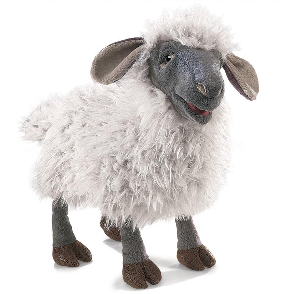 Folkmanis Bleating Sheep Puppet