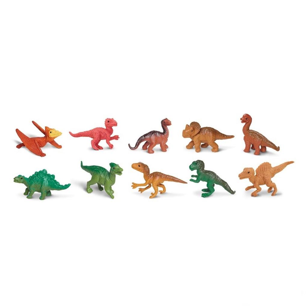 Dino Babies Bulk Bag 48pc