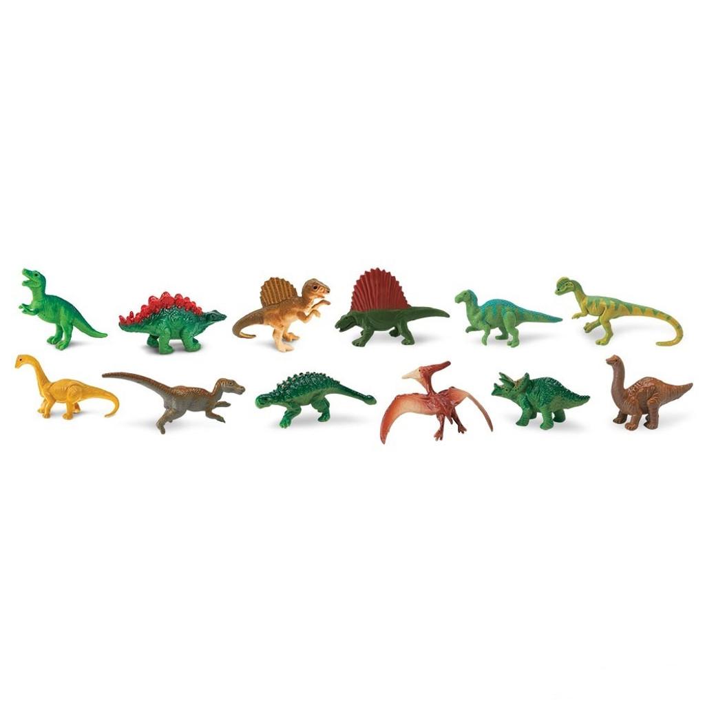 Dinosaurs Bulk Bag 48pc