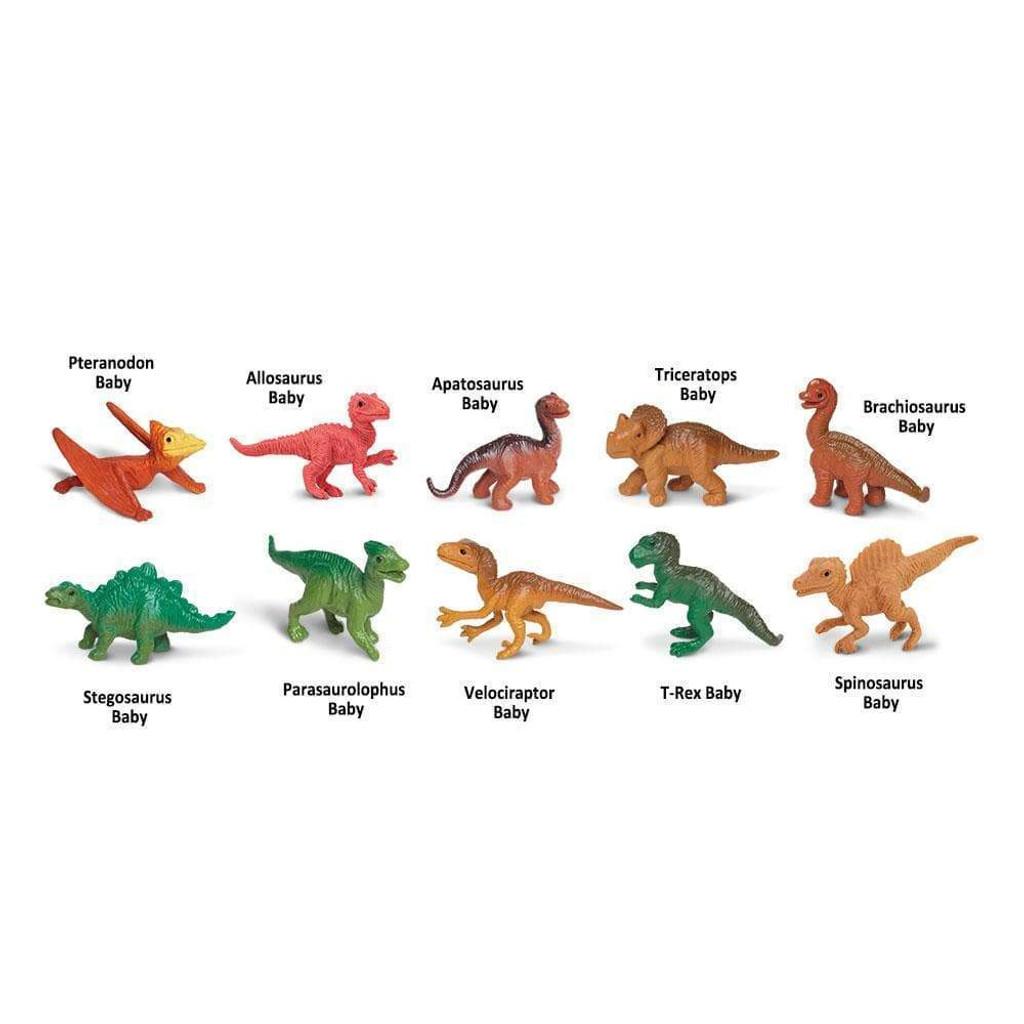 Safari Ltd Dino Babies Toob