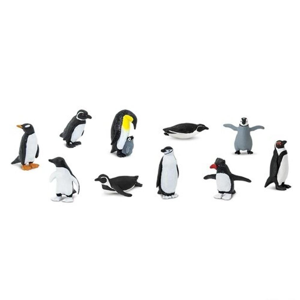 Safari Ltd Penguins Bulk Bag 48pc