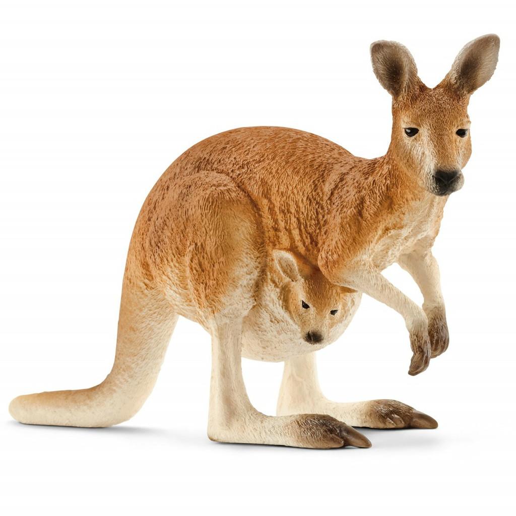 Schleich Kangaroo Female