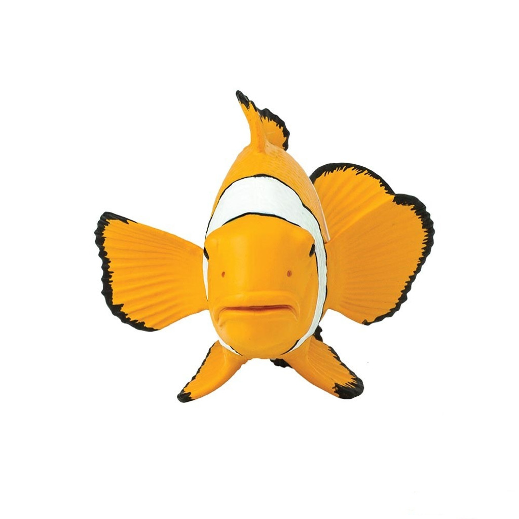 Safari Ltd Clown Anenomefish IC