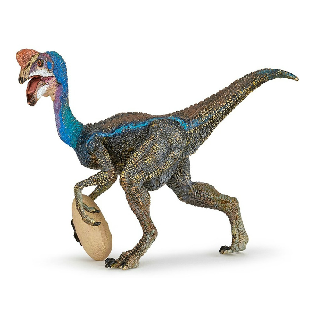 Papo Oviraptor Blue