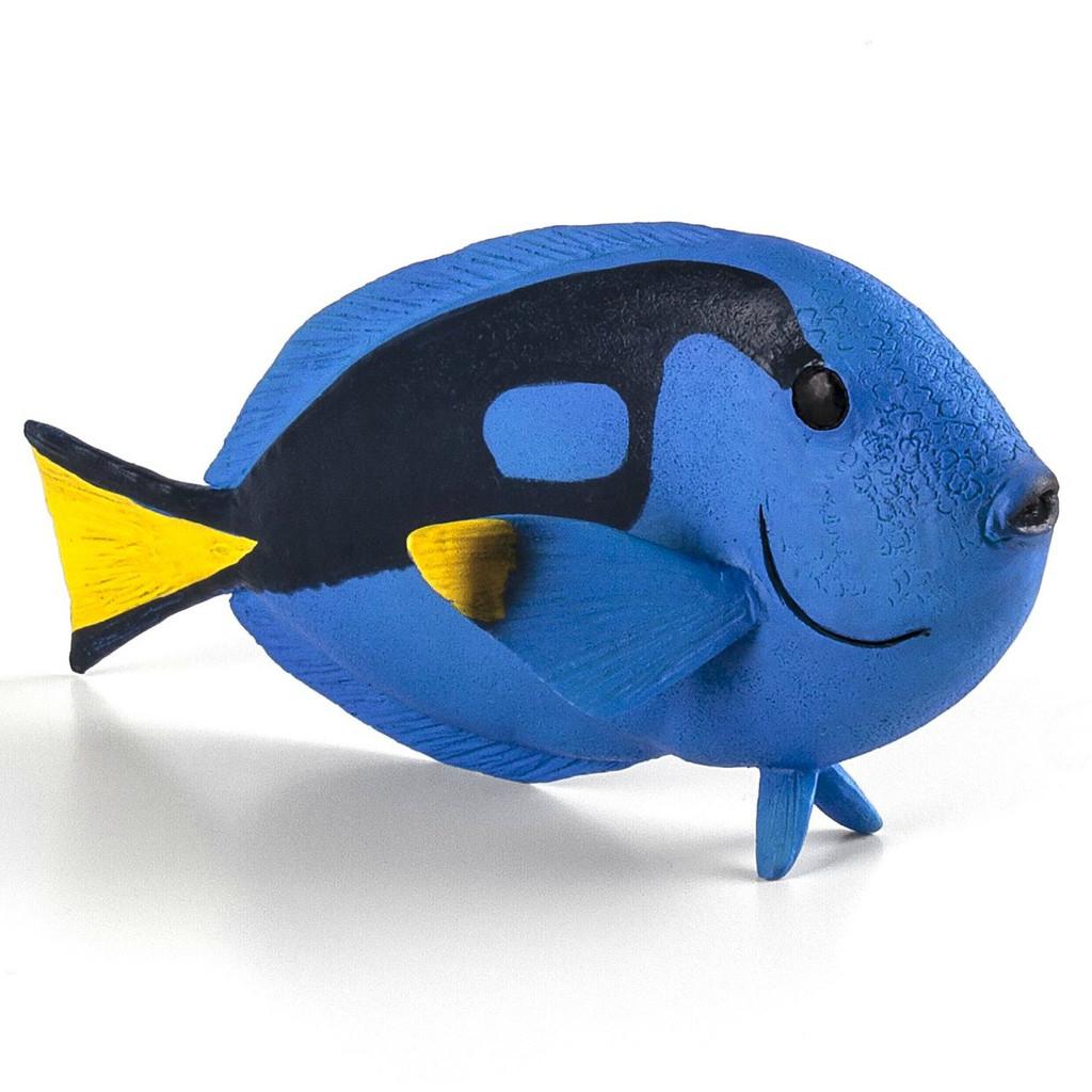 Blue Tang Fish Mojo