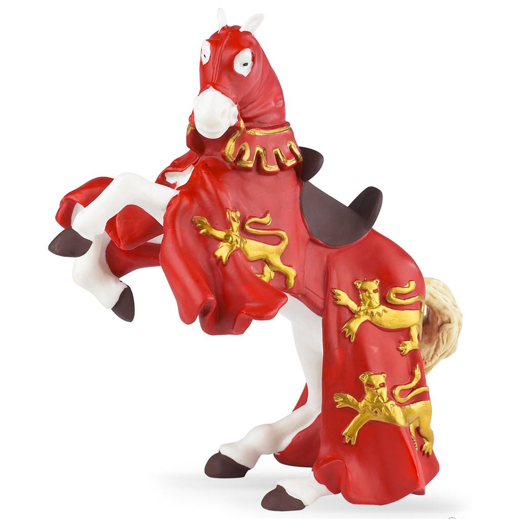 Papo King Richard Red Horse