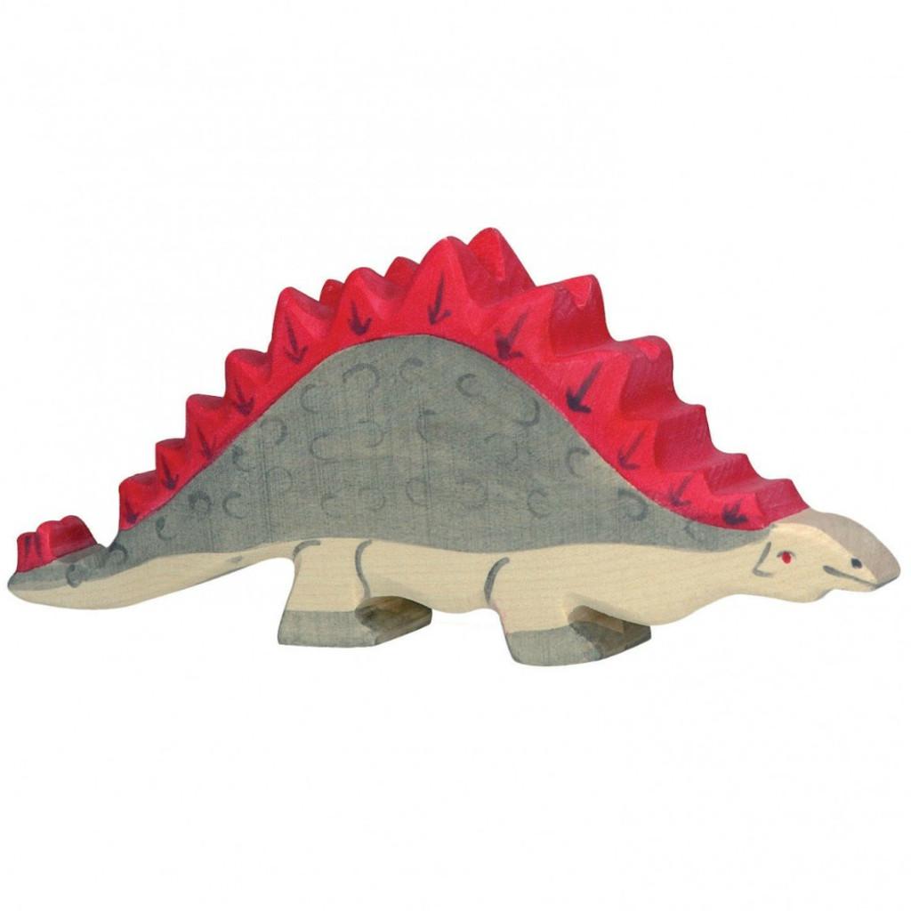 Stegosaurus Holztiger