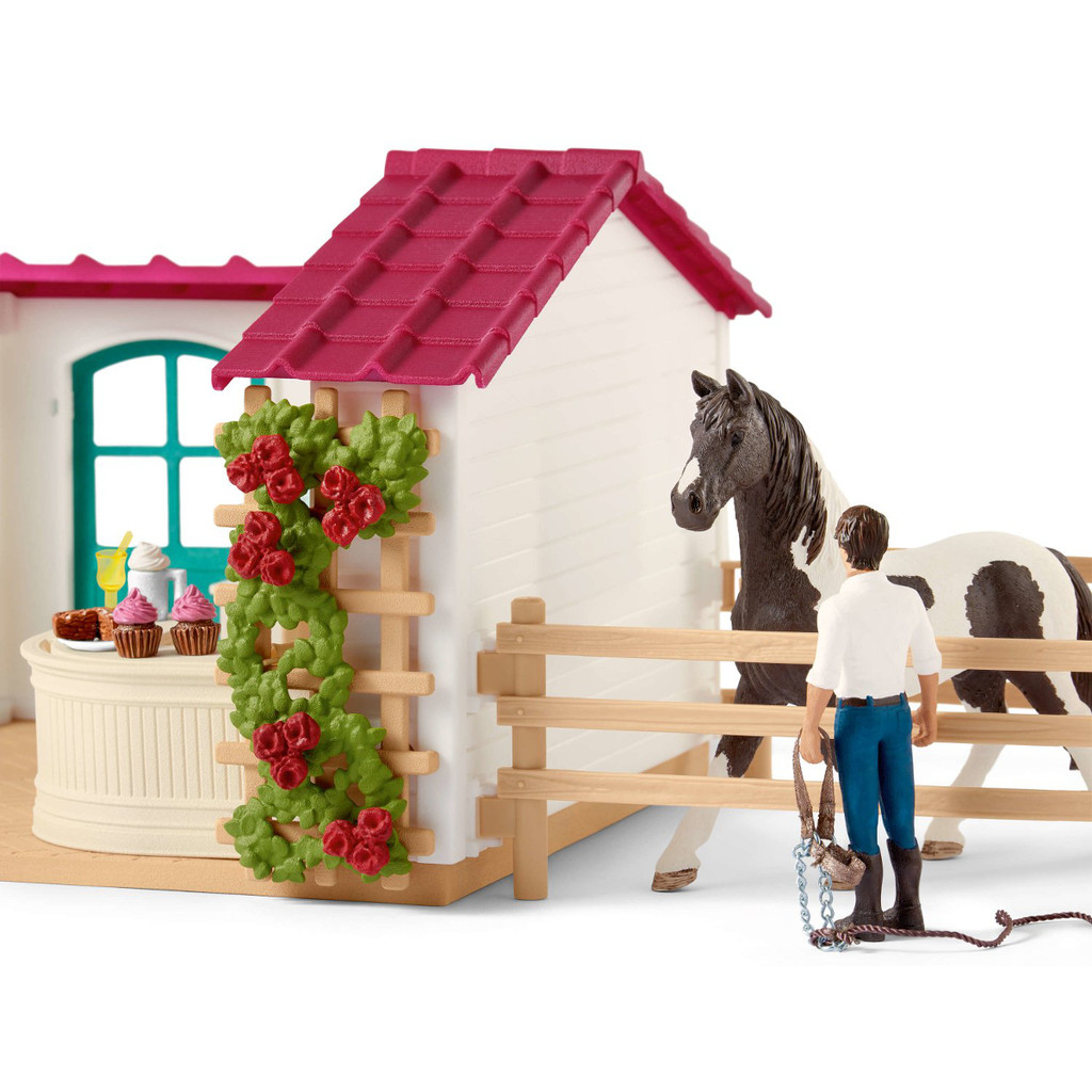Schleich Horse Club Rider Cafe 3