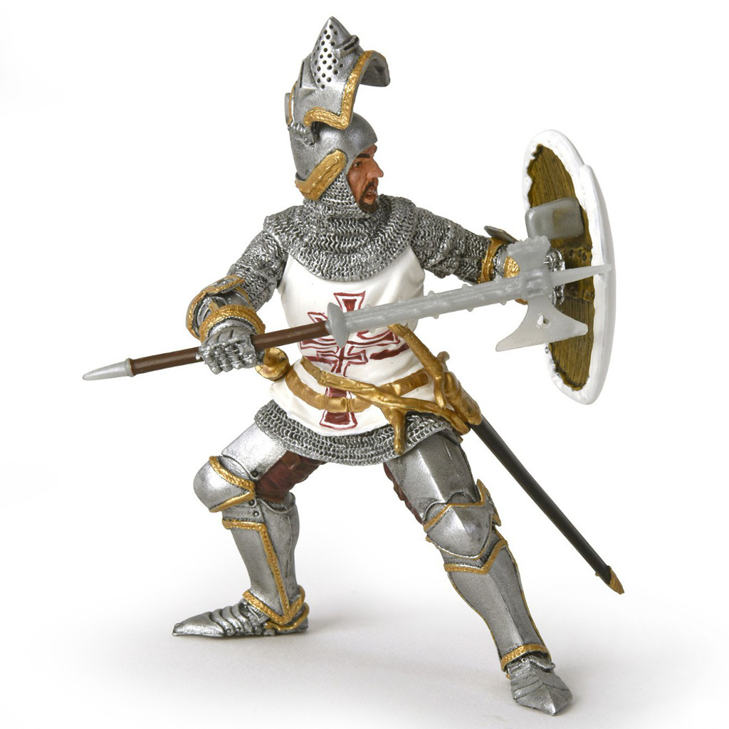 Papo Germanic Knight