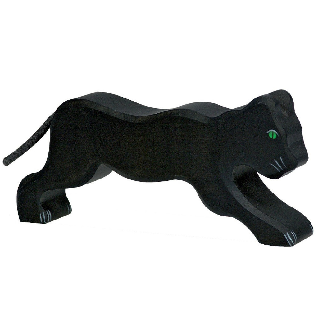 Black Panther Holztiger