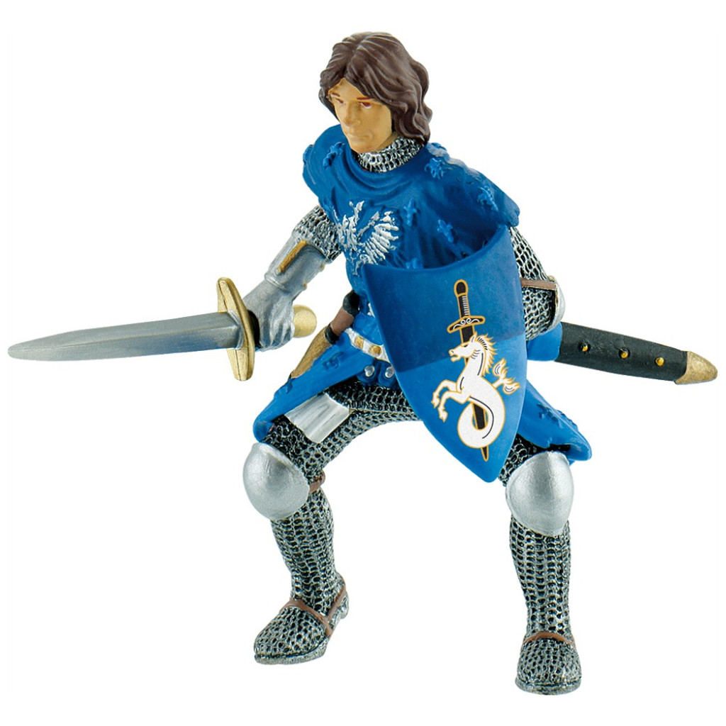 Prince with Sword Blue