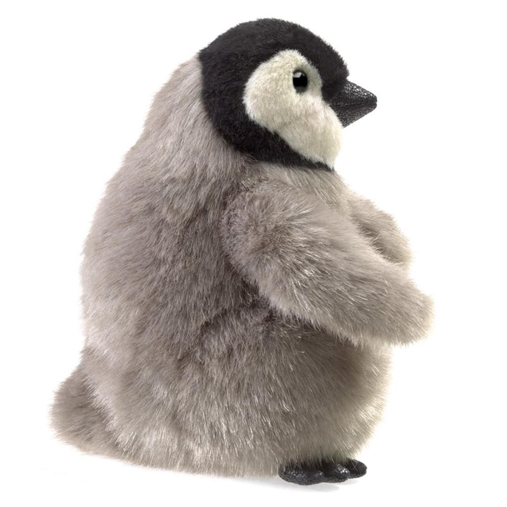 Emperor Penguin Baby Puppet
