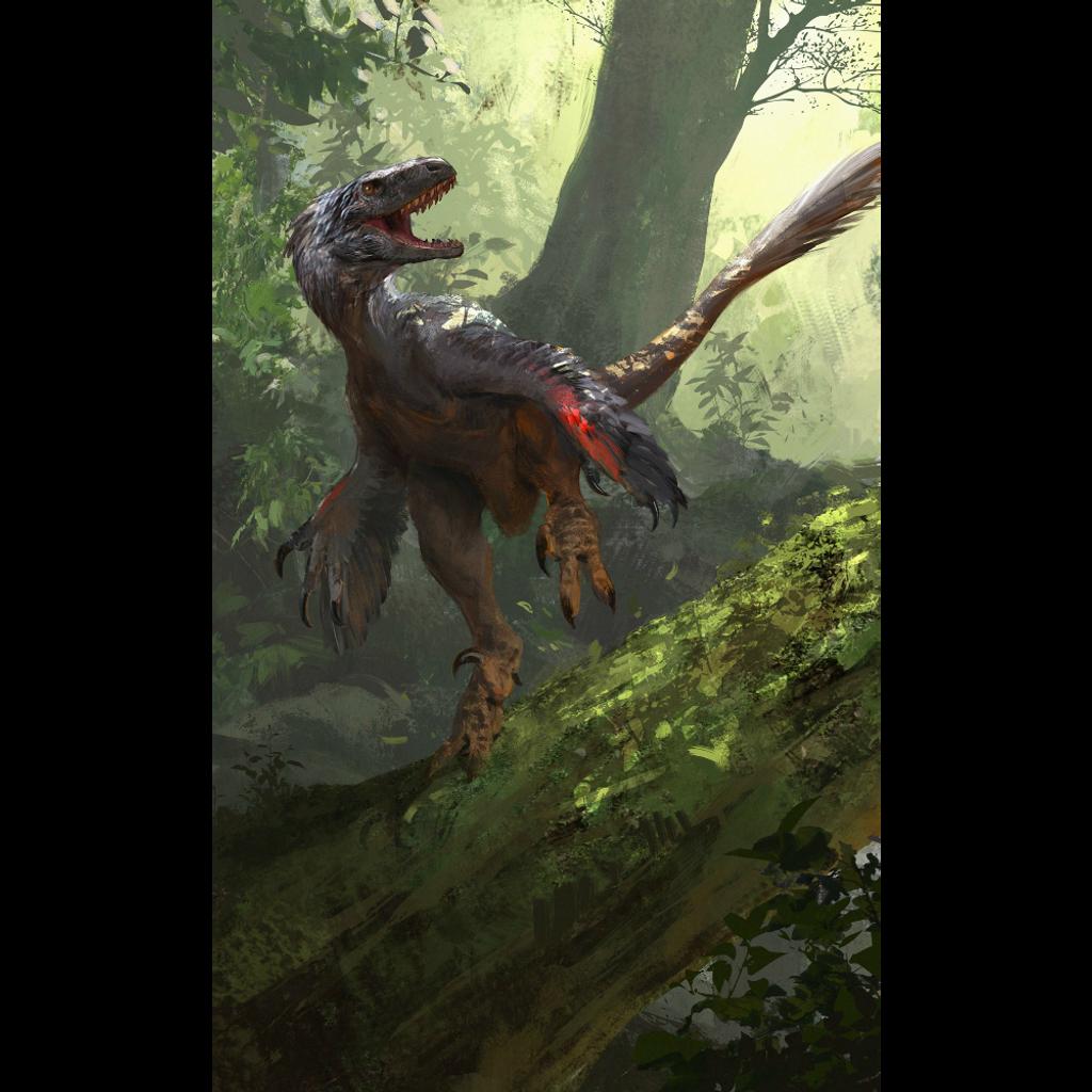Atrociraptor Marshalli Deluxe