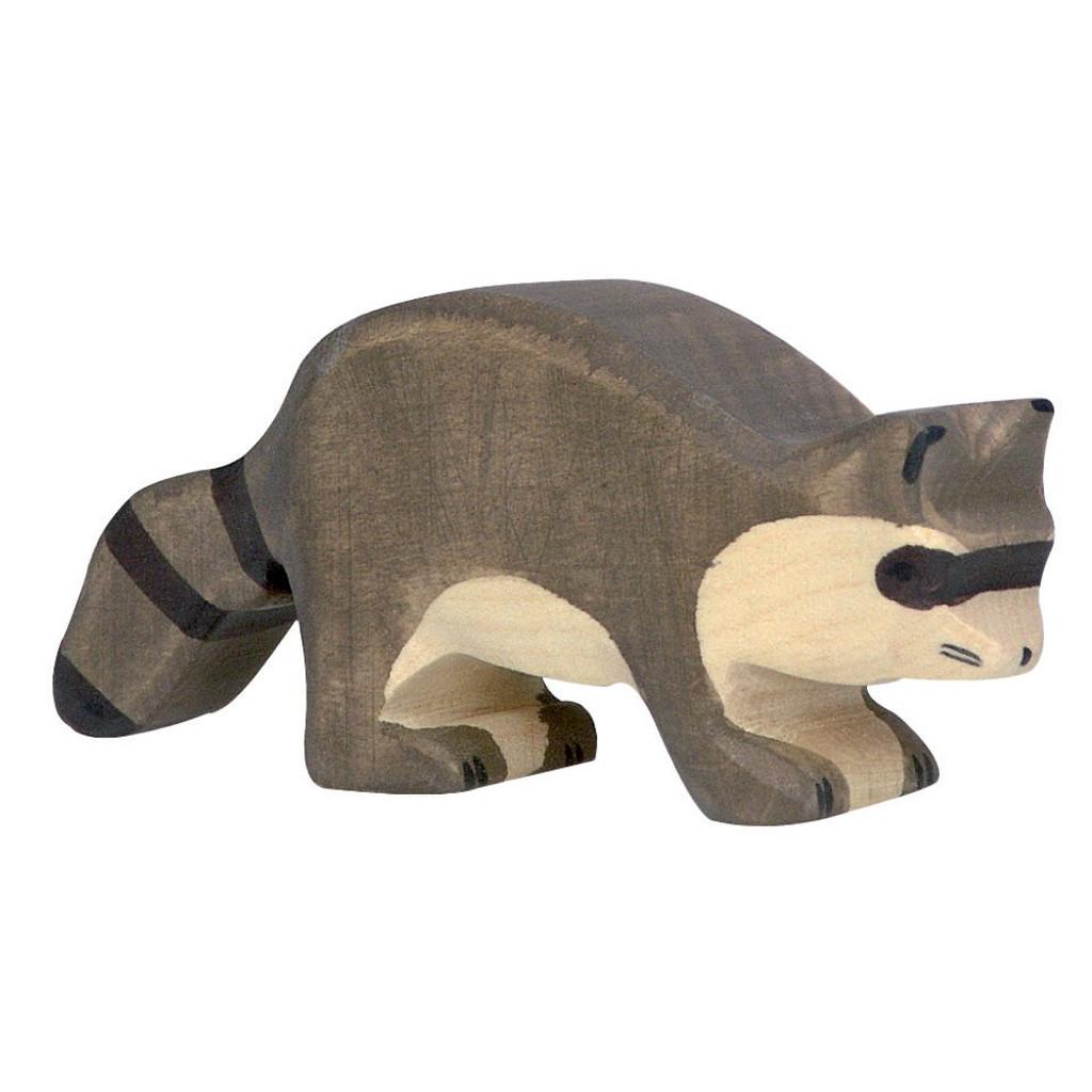 Raccoon Holztiger