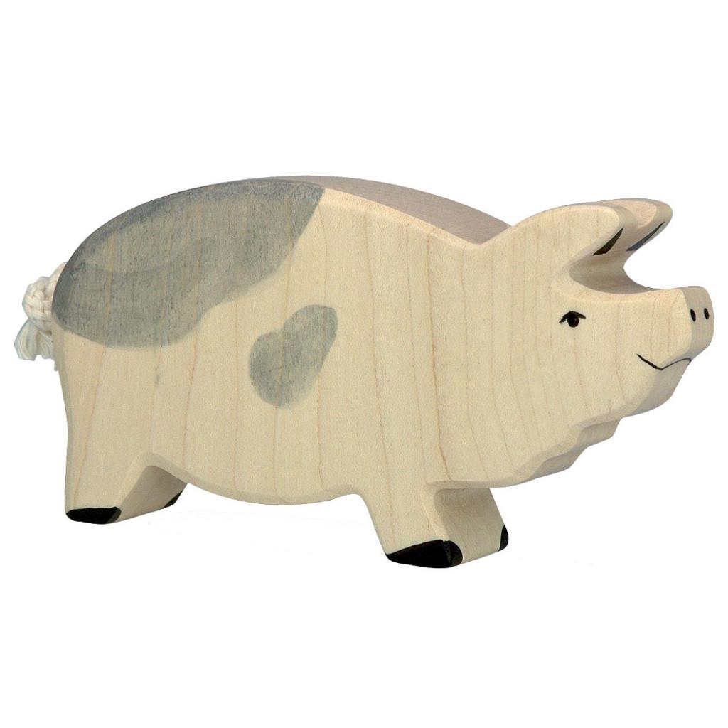 Boar Dappled Holztiger