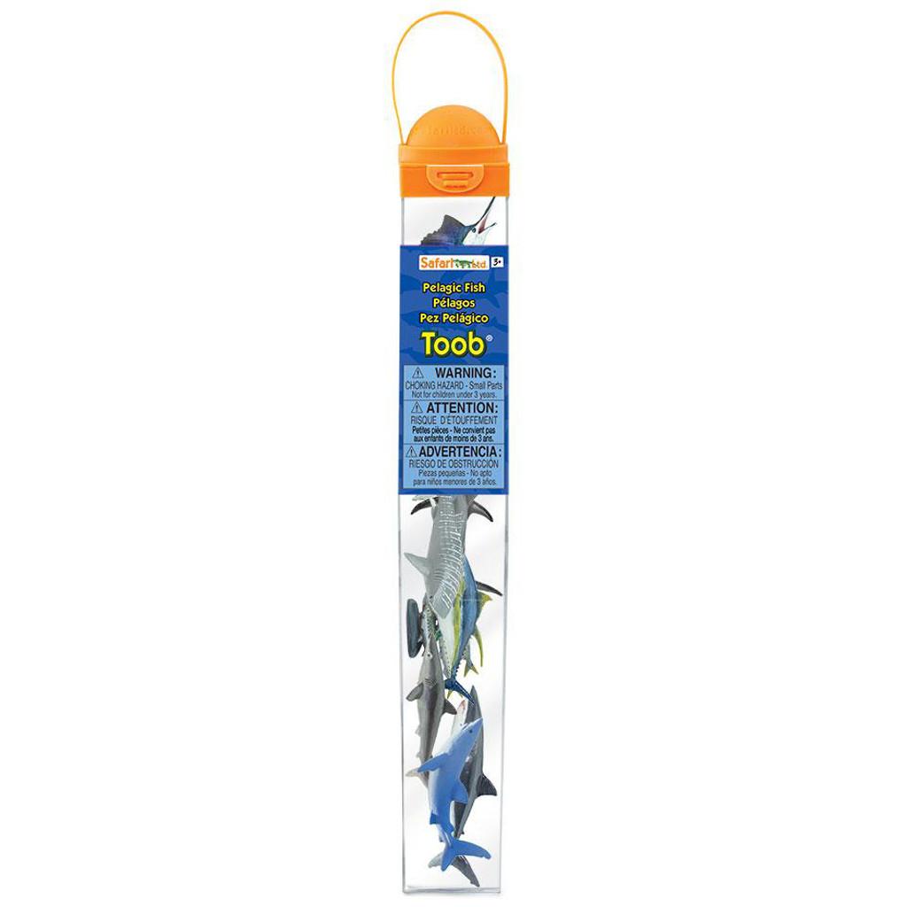 Safari Ltd Pelagic Fish Toob