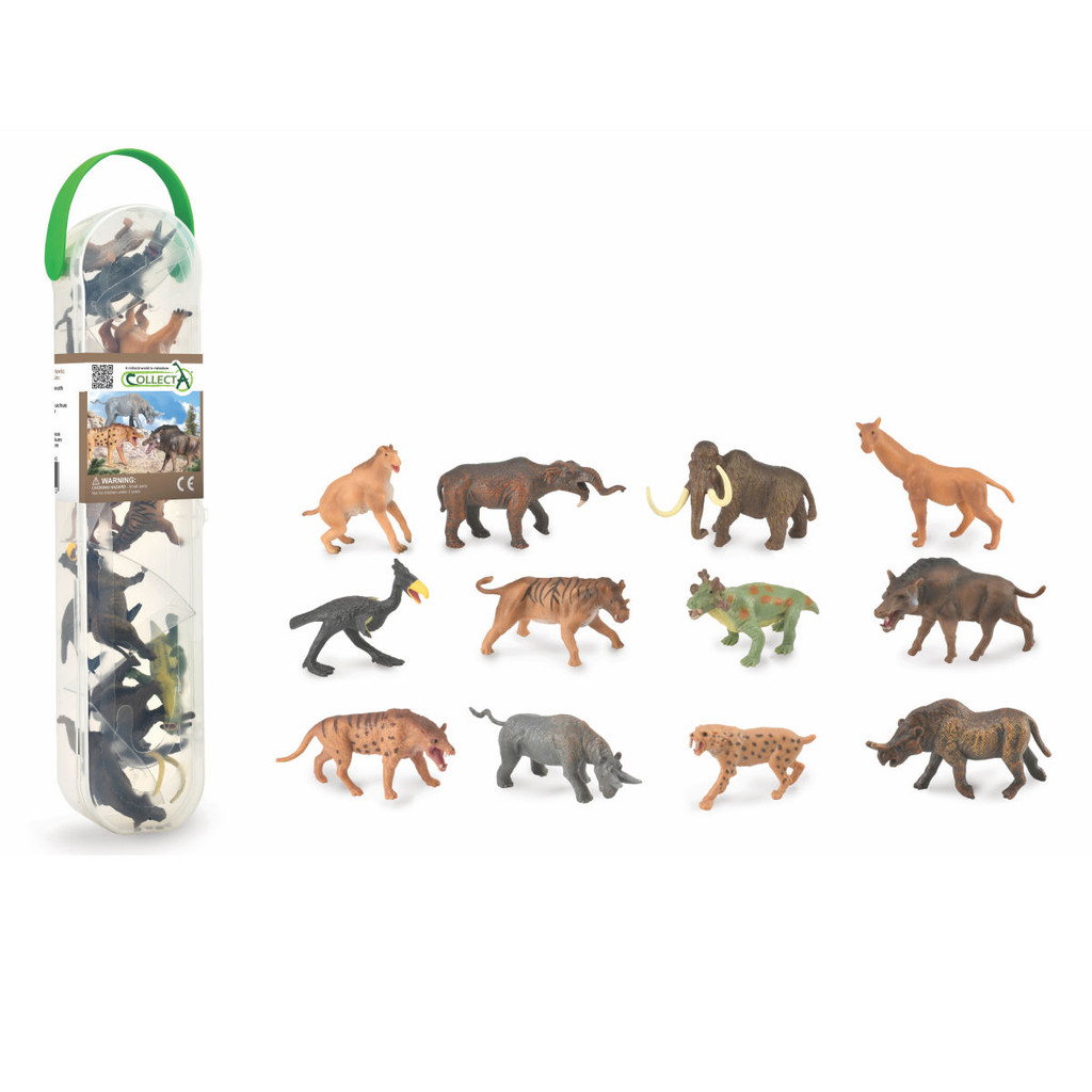 CollectA Prehistoric Mammals Tube