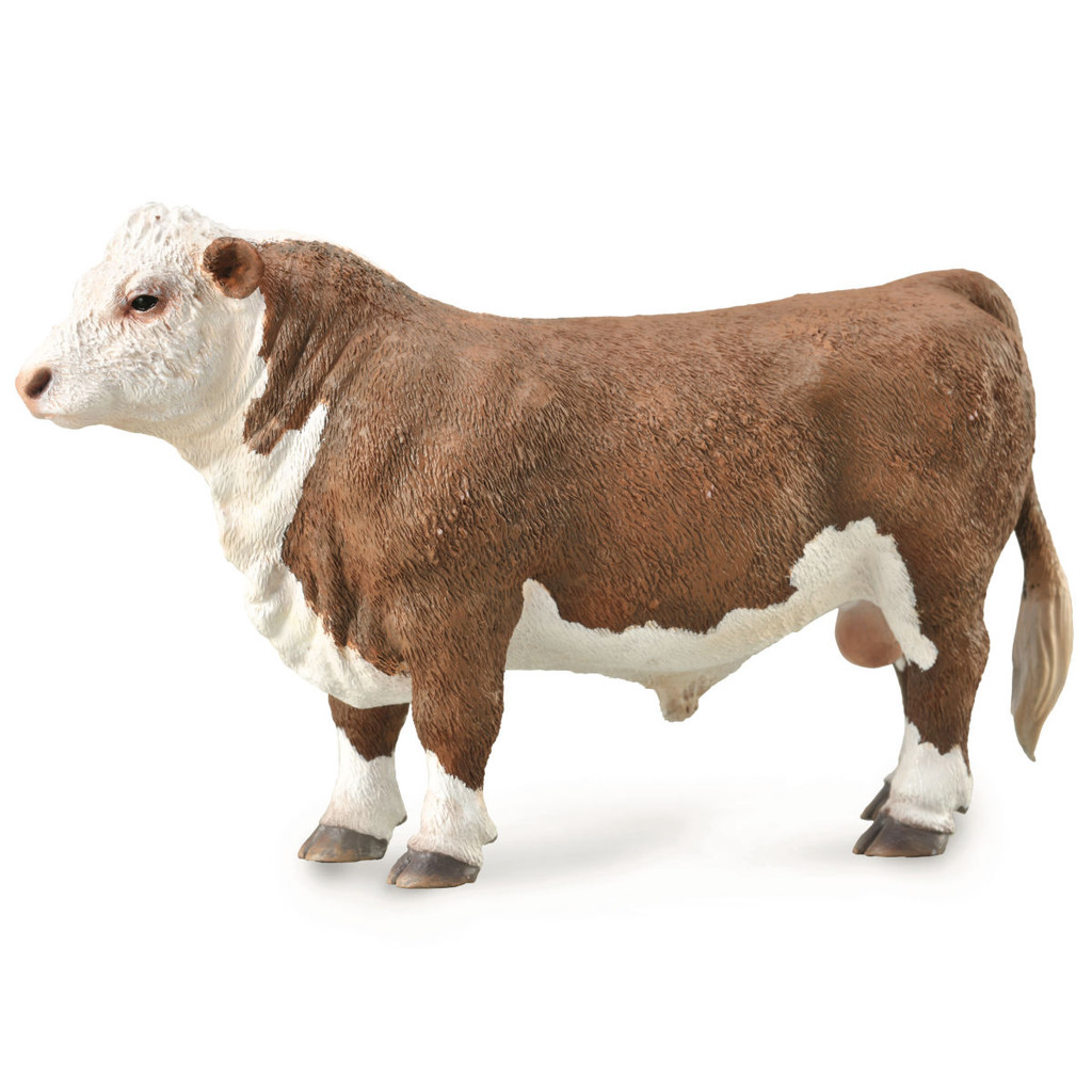 CollectA Hereford Bull Polled