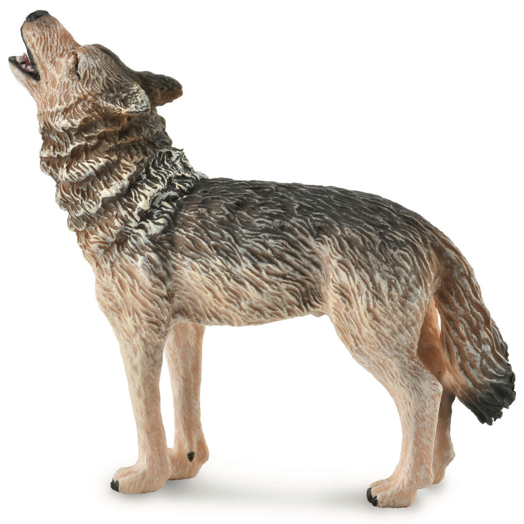 CollectA Timber Wolf Howling 2019