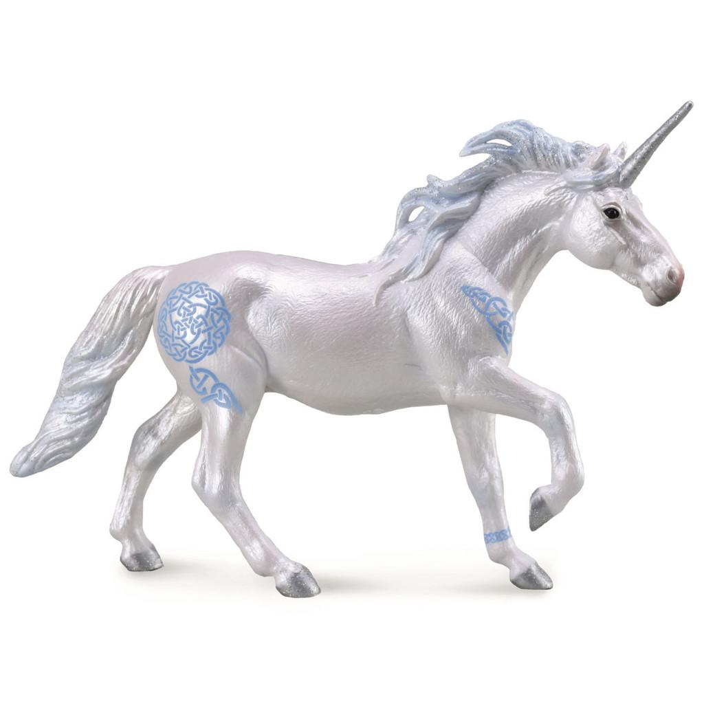 CollectA Unicorn Stallion Blue