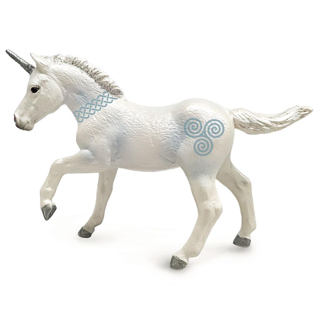 CollectA Unicorn Foal Blue