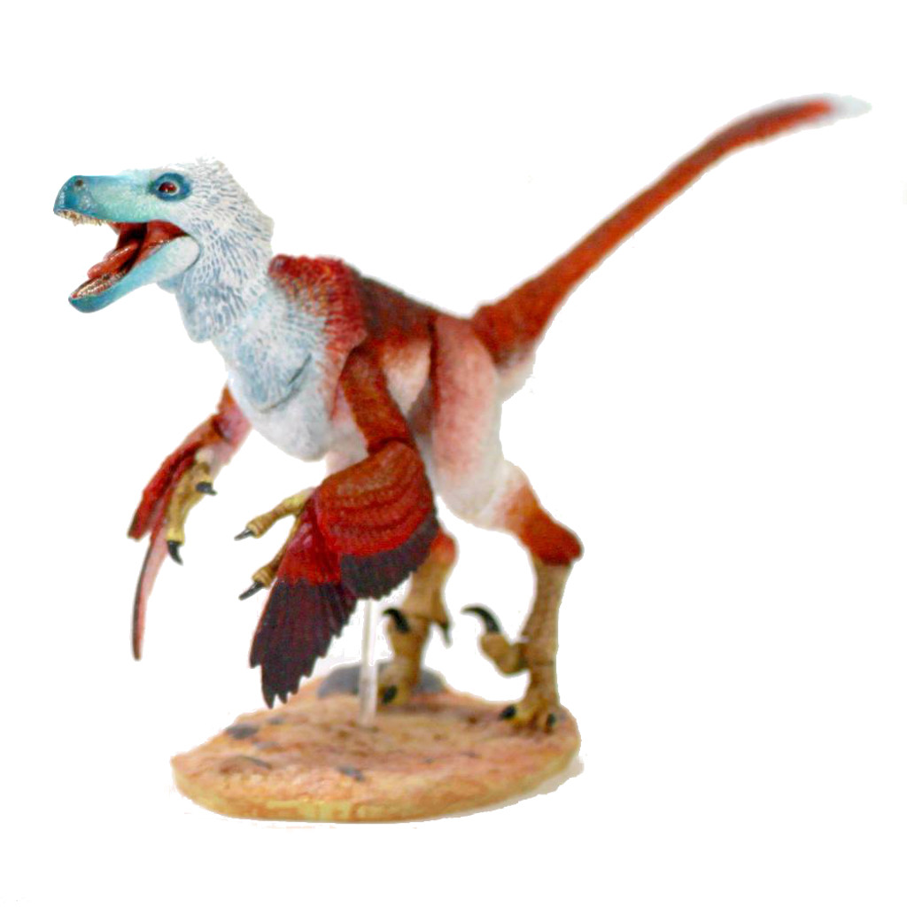 Exclusive Velociraptor Osmolskae Raptor figure