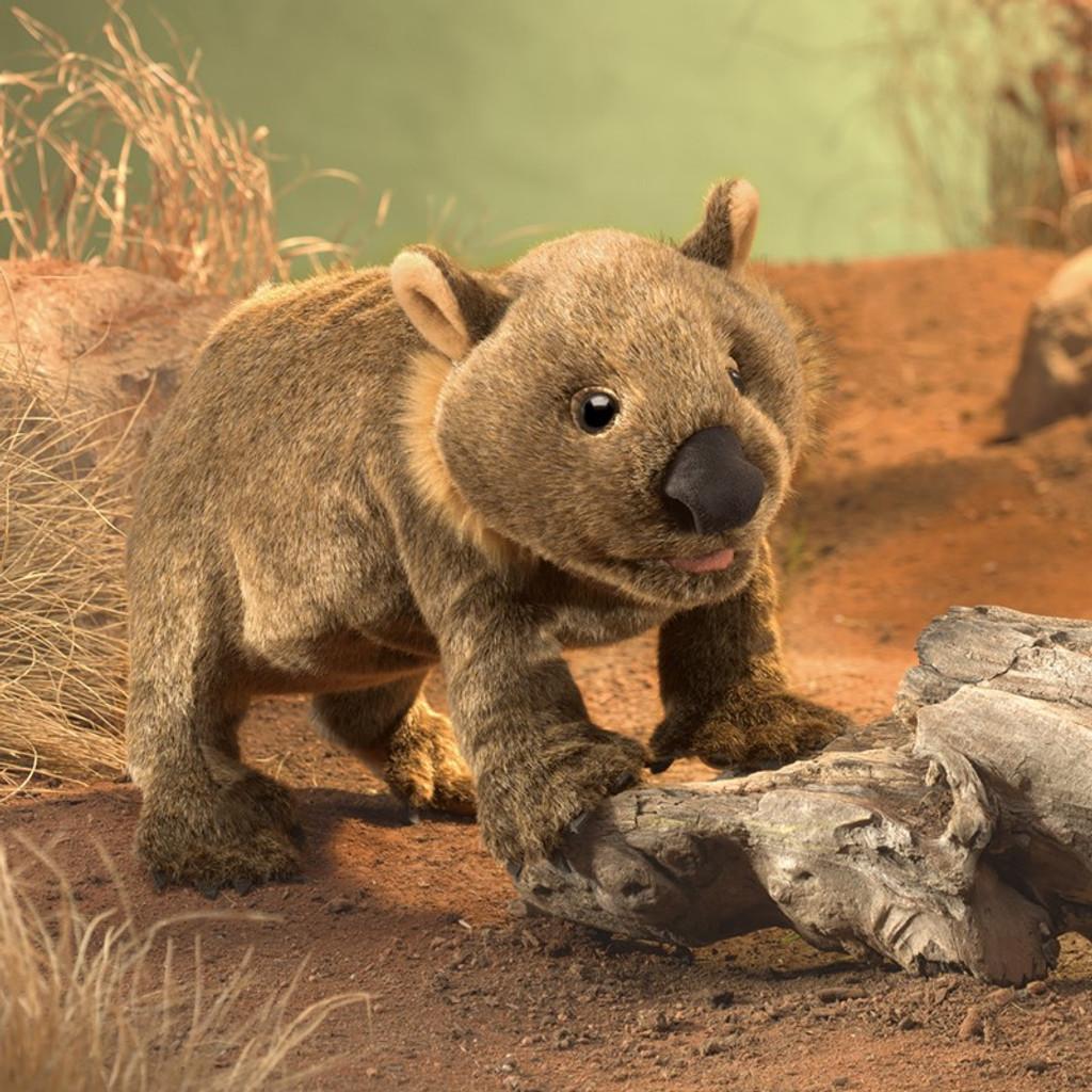 Wombat Puppet