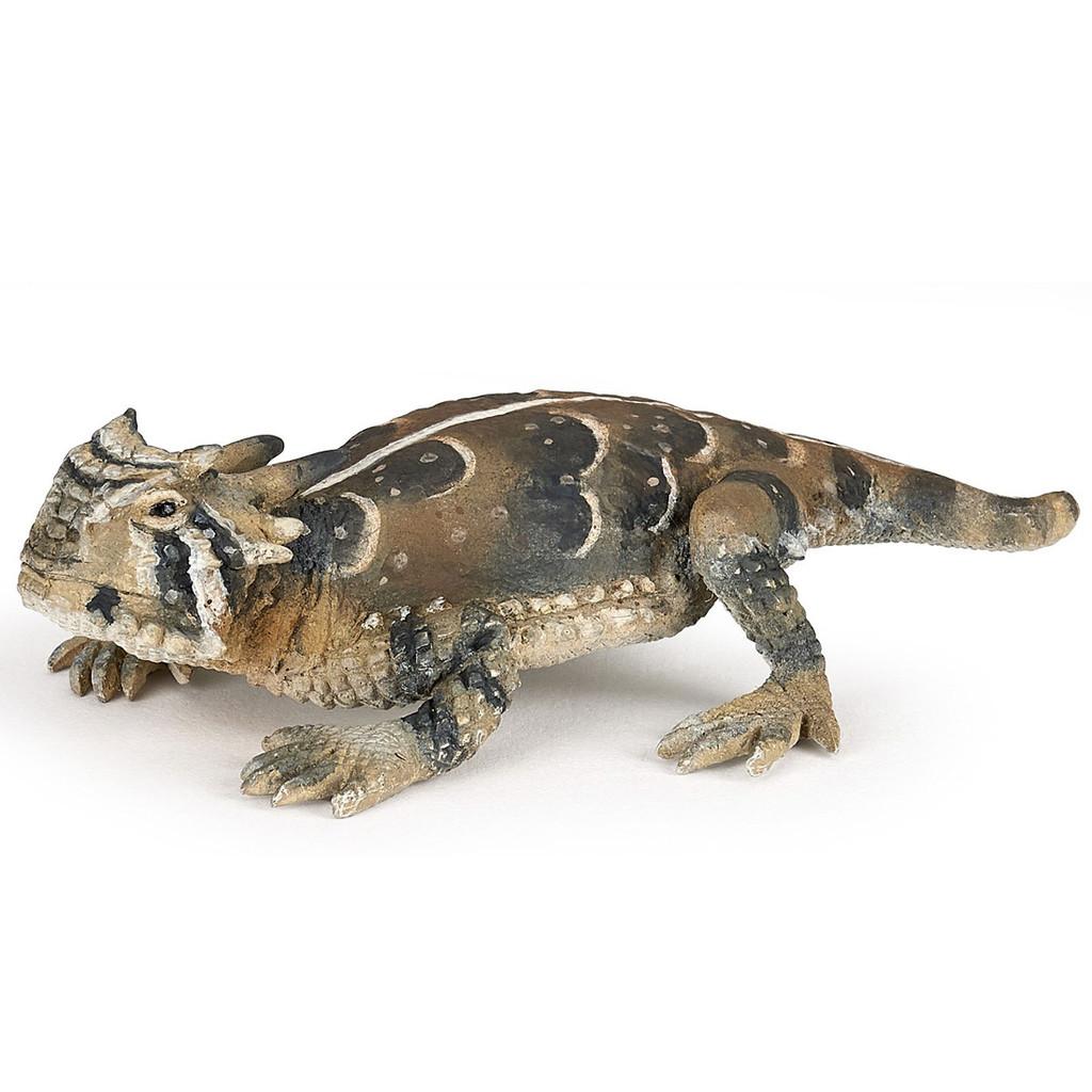 Papo Horned Lizard