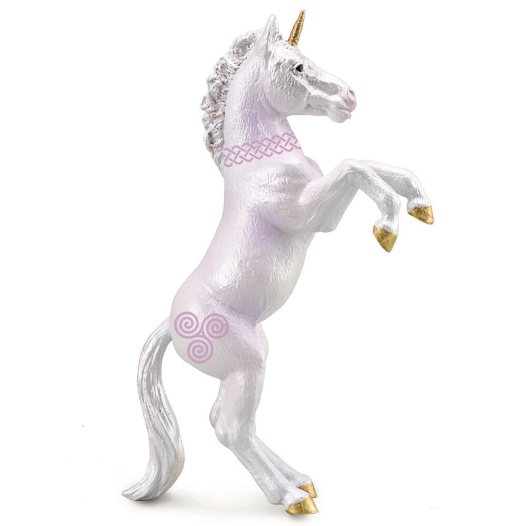 CollectA Unicorn Foal Rearing Pink