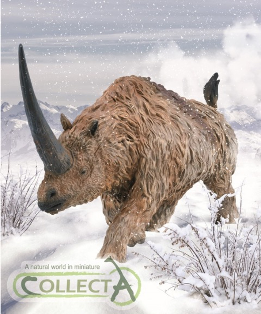 CollectA Elasmotherium Deluxe