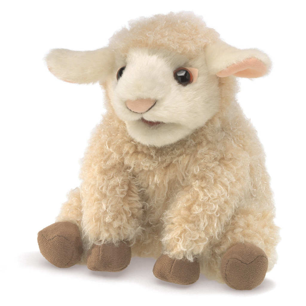 Small Lamb Puppet