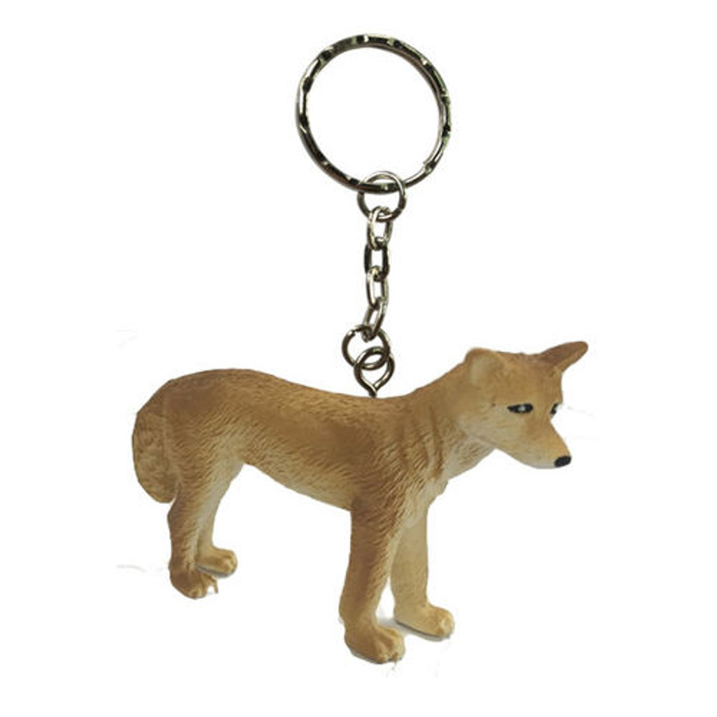 Science and Nature Dingo Keychain