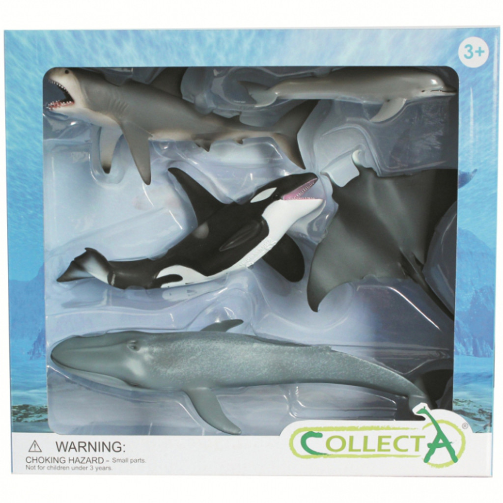 CollectA Sea Life Gift Set 5pc