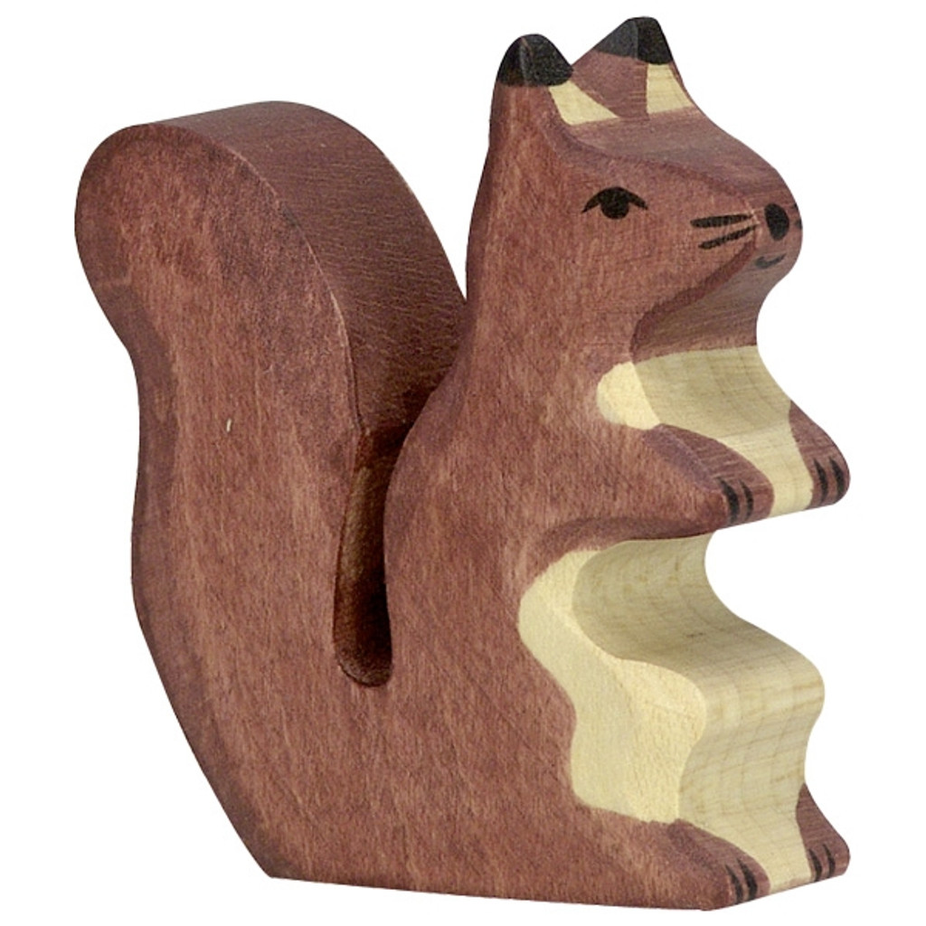 Holztiger Brown Squirrel