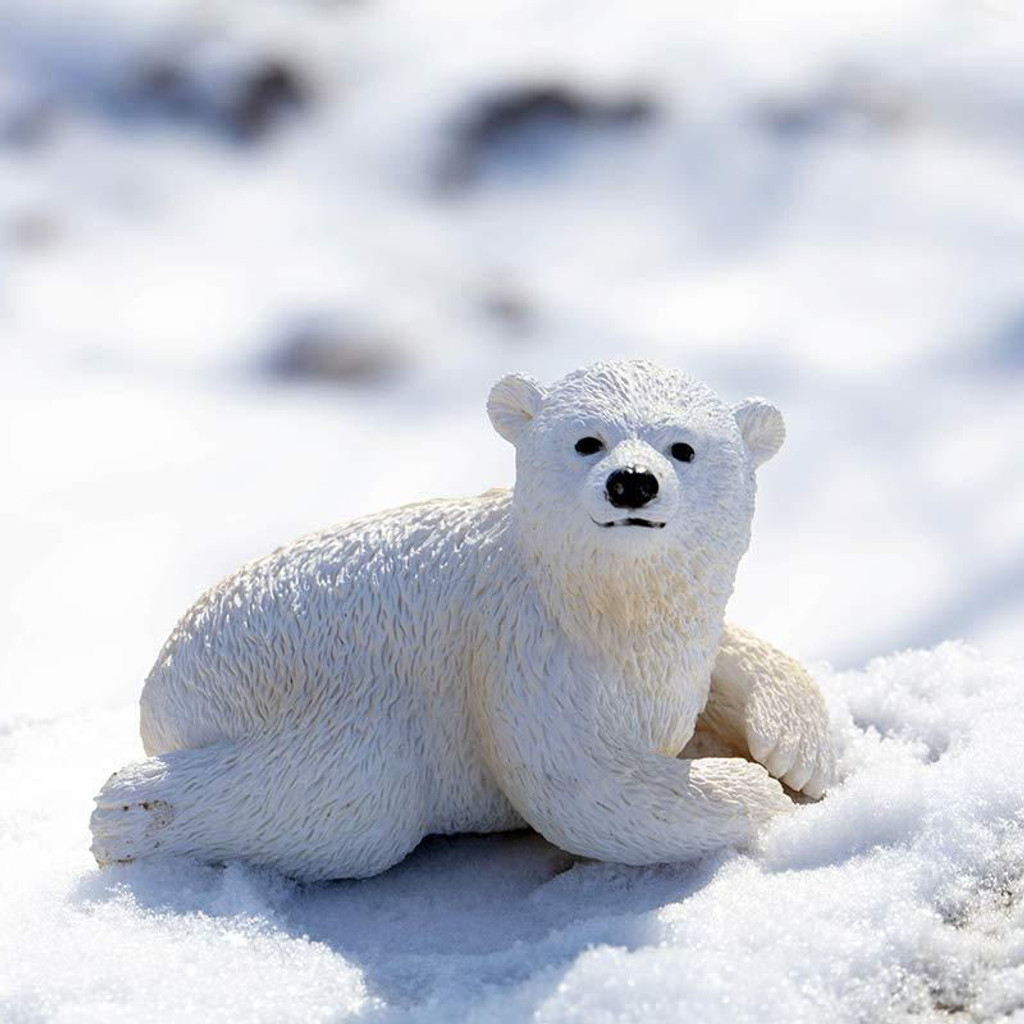 PNSO Ada the Polar Bear outdoor photo