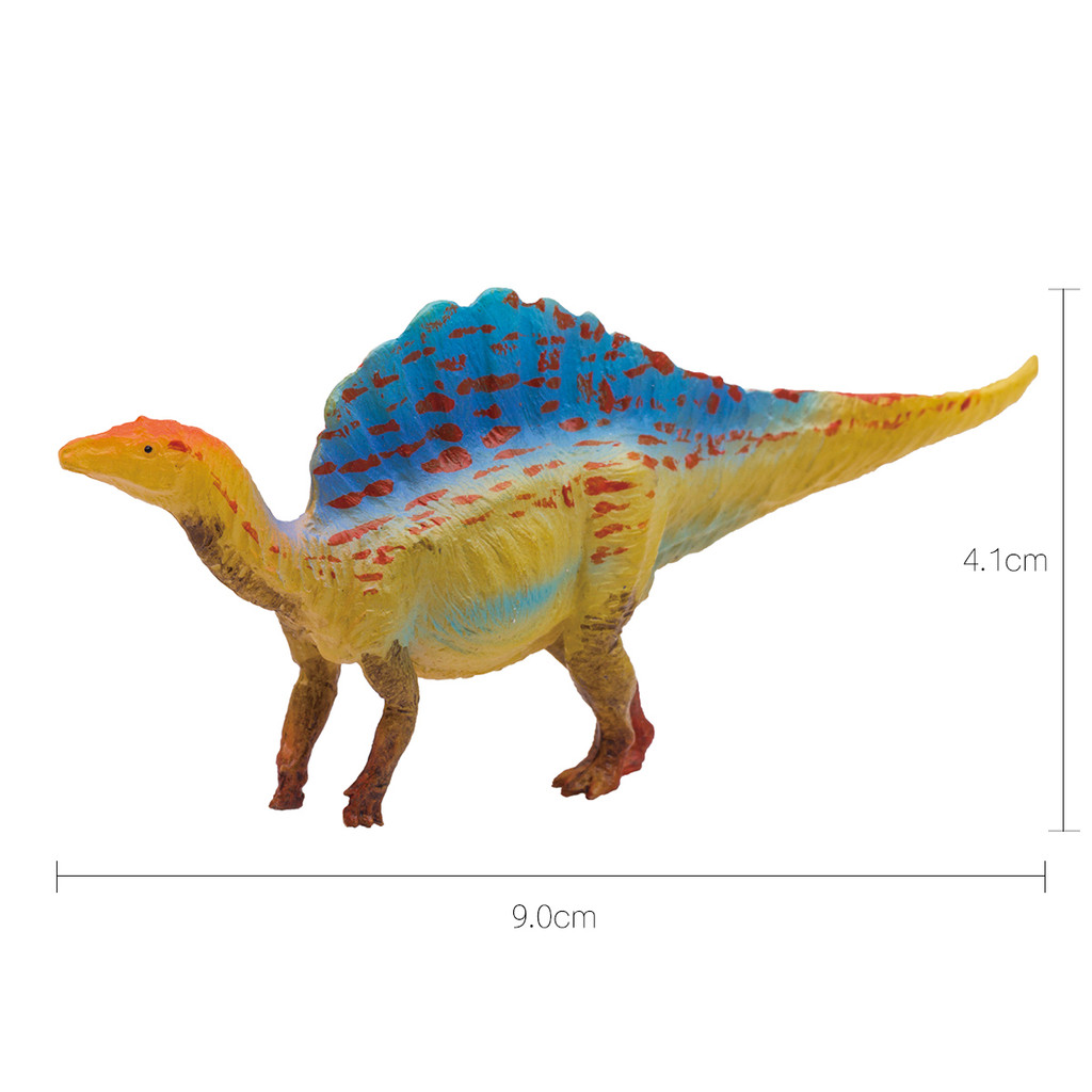 PNSO Ouranosaurus Morris dimensions
