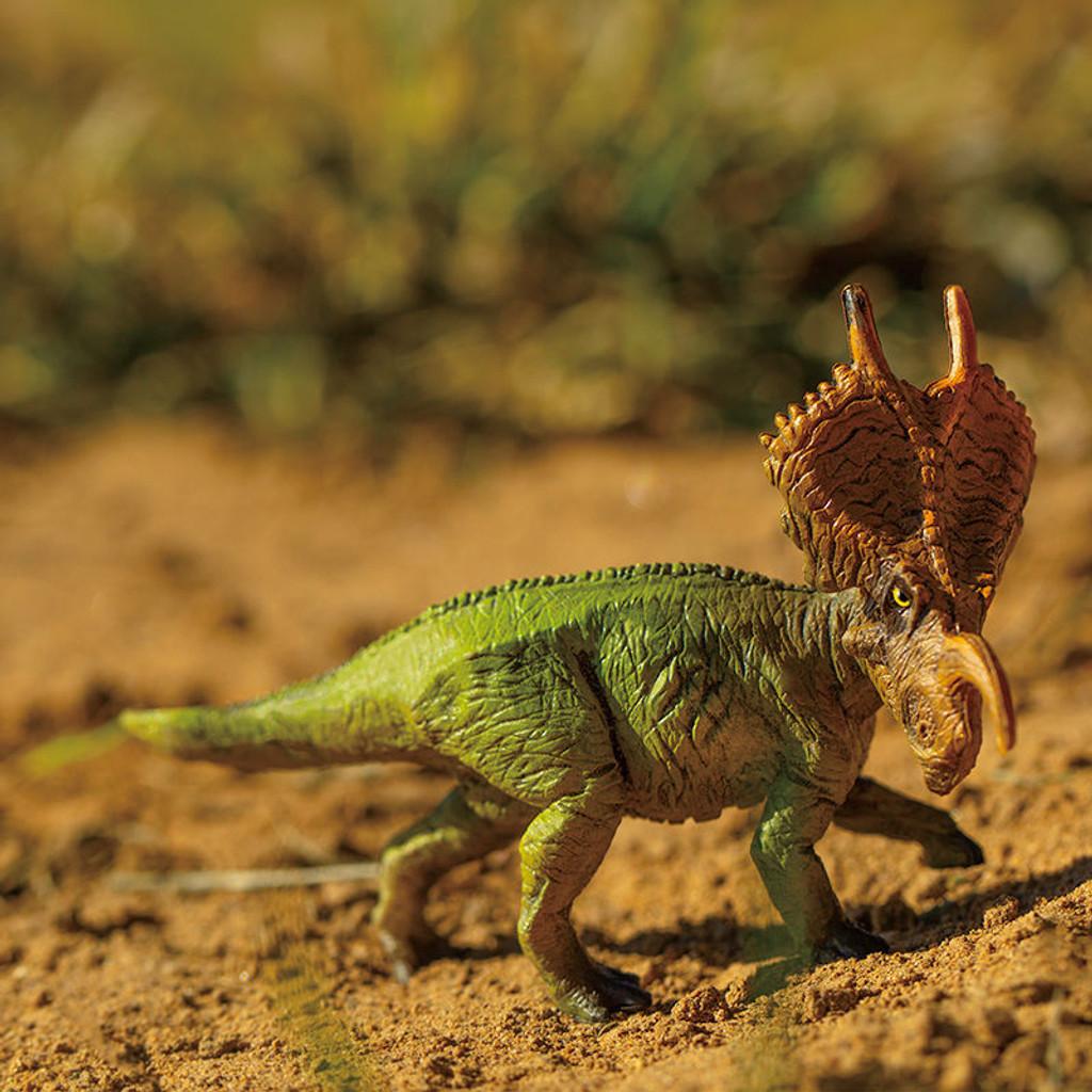 PNSO Einiosaurus Coy lifestyle