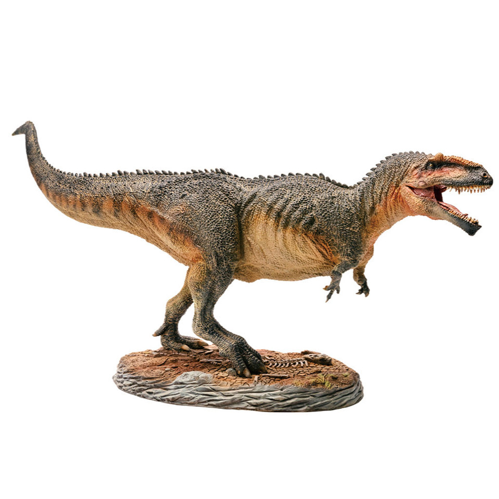PNSO Lucas the Giganotosaurus side view