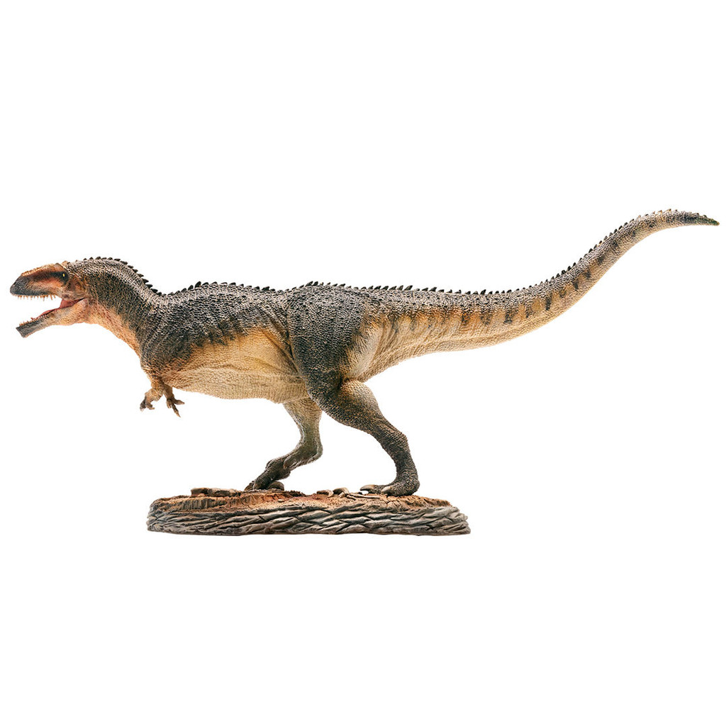 PNSO Lucas the Giganotosaurus side view 2