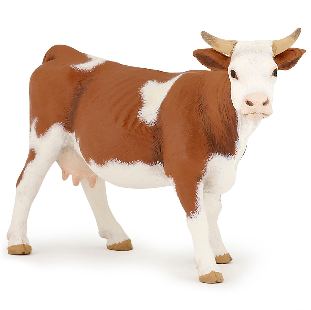Papo Simmental Cow