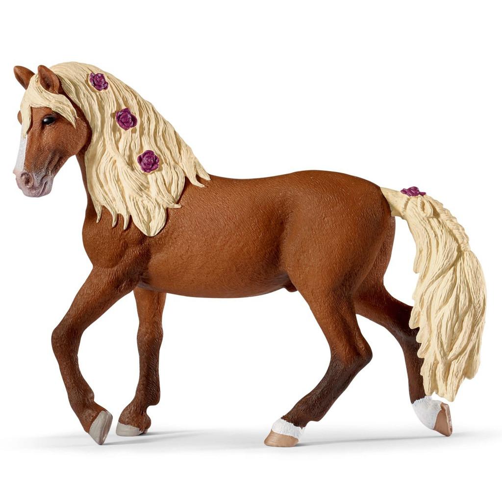 Schleich Paso Fino Stallion Show Horse without blanket