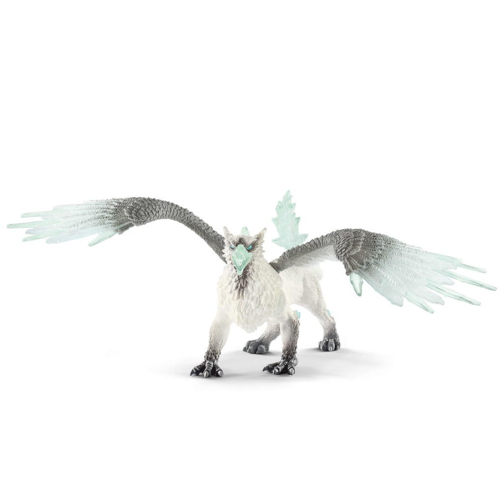 Schleich Ice Griffin wings lowered